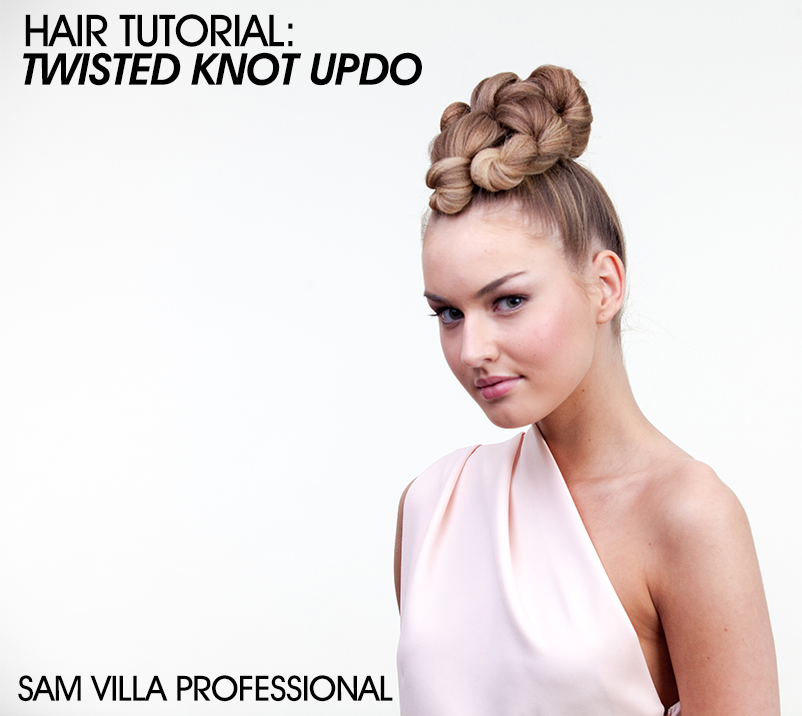14d2048055bf0aa154b6 twisted knot updo how to