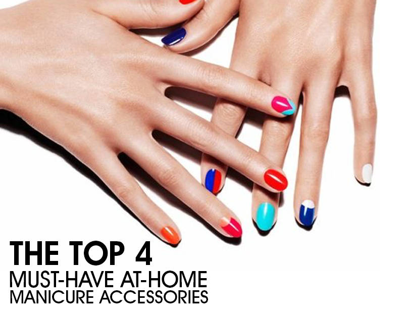 Must-Have At-Home Manicure Accessories - Nailstyle