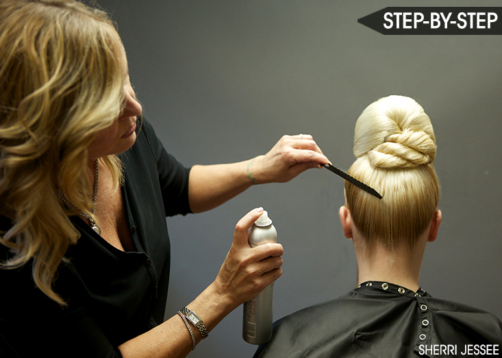 3838f8879d1d598e2cab high bun step by step