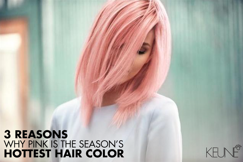43276a9985eea7399e21 millennial pink hair color trend