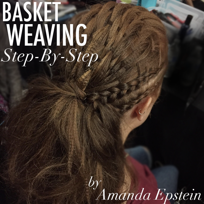 Basket Weaving Step By Step By Amanda Epstein Bangstyle
