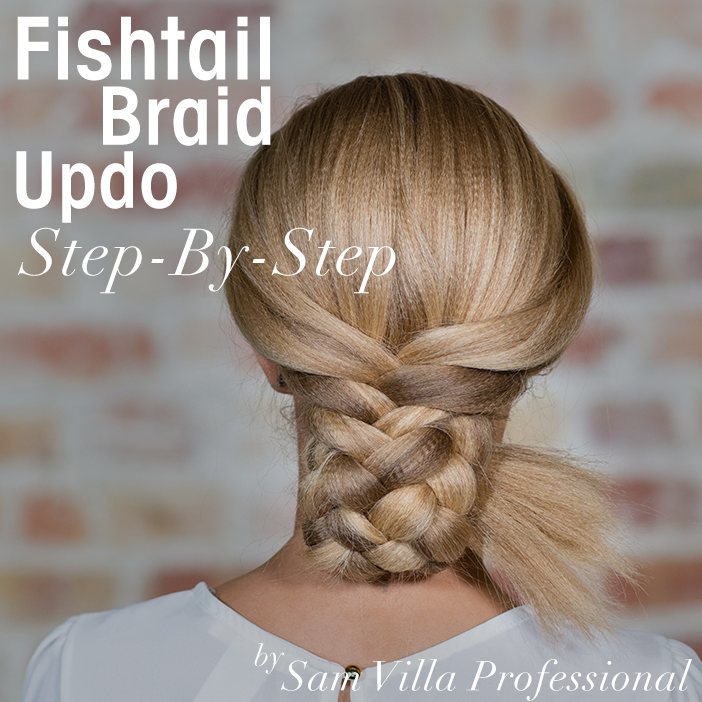 57ce96888e3d9161499e fishtail braid updo sam villa
