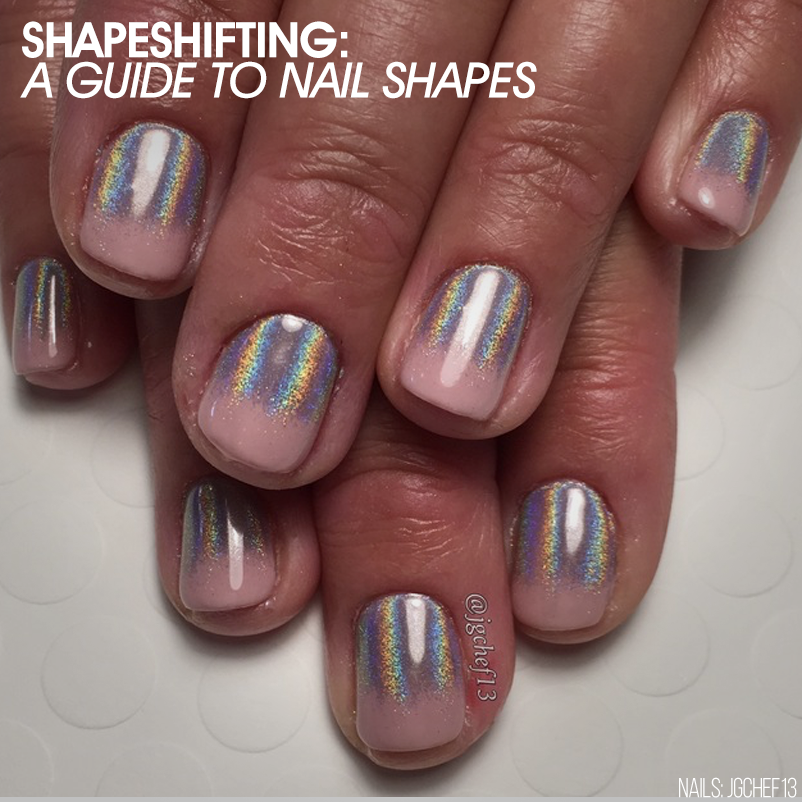 Shapeshifting: A Guide To Nail Shapes - Nailstyle