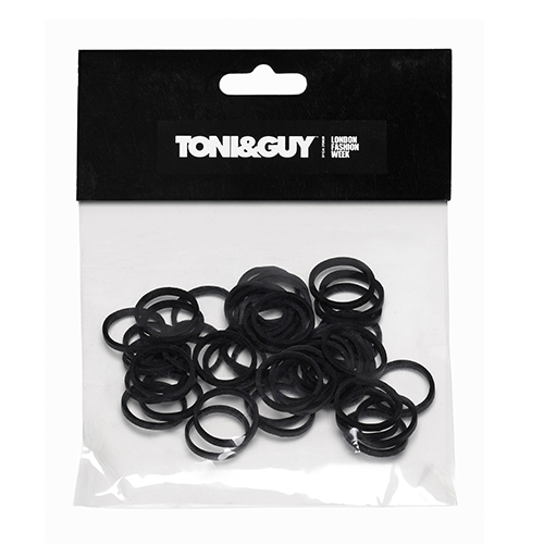 8c8acef6358d6d268020 toni guy no pull braiding bands black 15mm ghnpbbk1 bs 5199