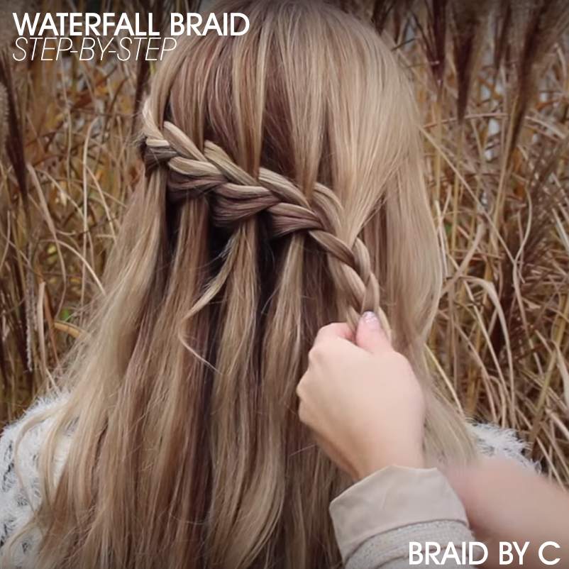 94ad9e6c3095ced1042f waterfall braid tutorial