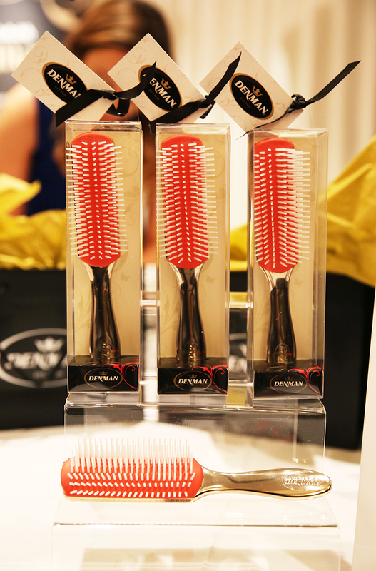 Golden Globe 24K Denman Brushes