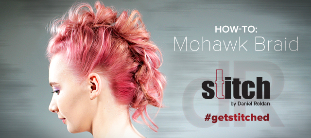 Mohawk Braid How-To