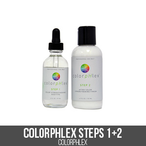 ColorpHlex restructuring complex for color treated hair