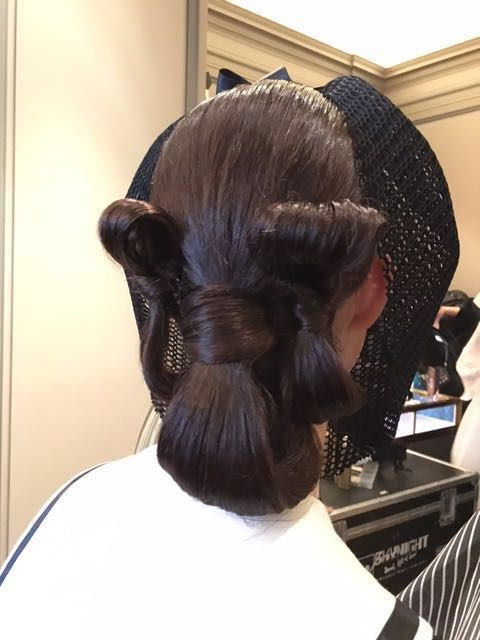 Paris Fashion Week,Bowie Wong Haute Couture Hair Style