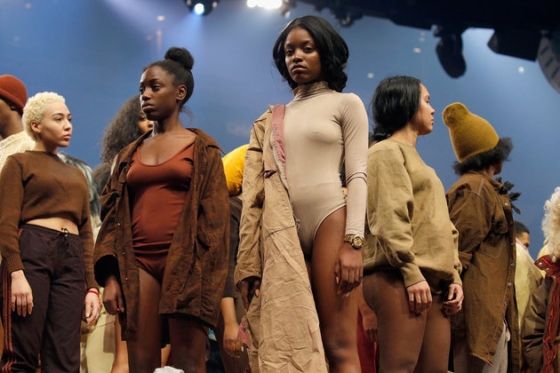 Yeezy Season 3, Fashion Show NYFW