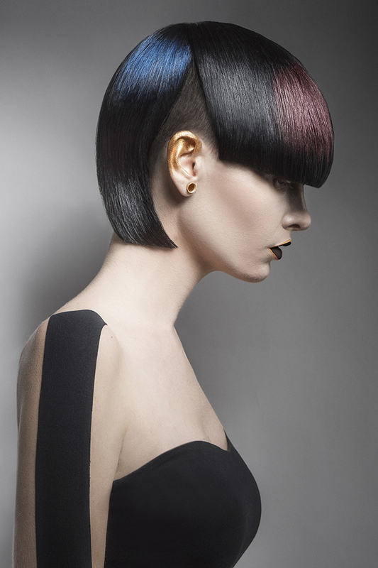 NAHA Hairstylist Of The Year Finalist