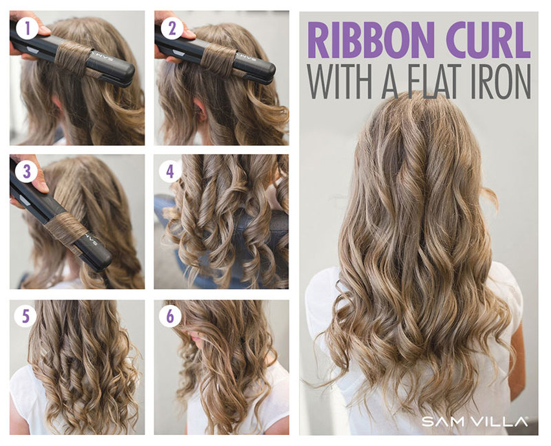 Different Ways To Curl Hair Style Dohoaso Com