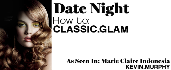 Marie Claire Classic Glam, How To Get The Look