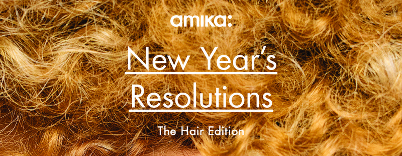 New Years Resolutions For Your Hair