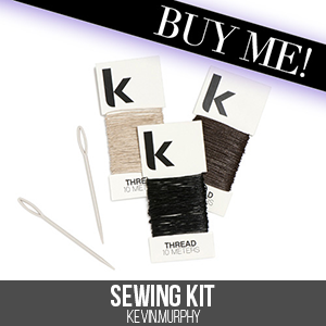 Sewing Kit by KEVIN.MURPHY