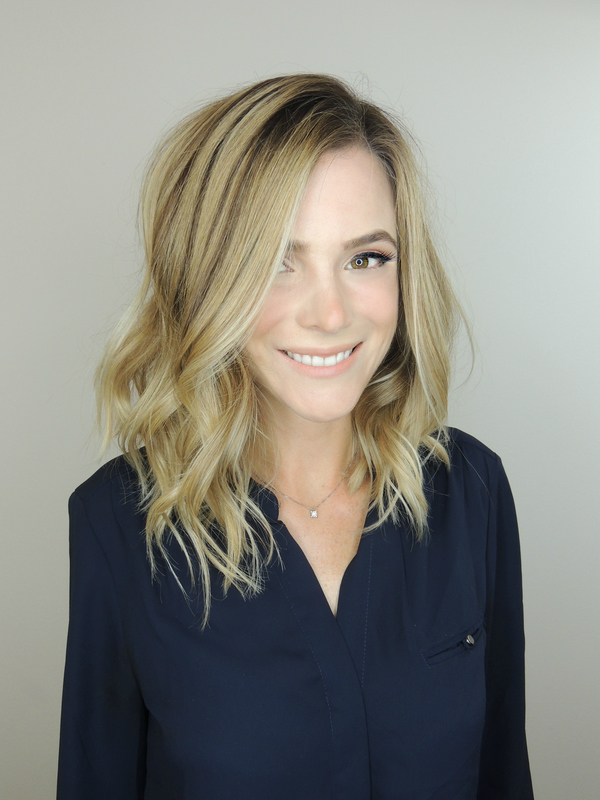 Balayage Basics Transitioning From Foils To Balayage Laura Kelley