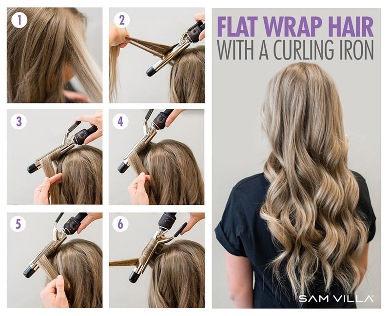 How To Curl Your Hair 6 Different Ways To Do It Bangstyle