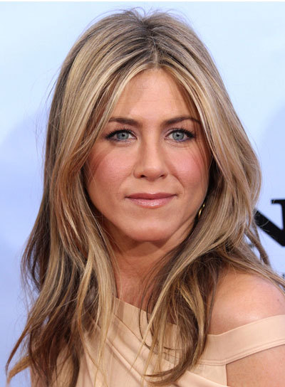 Jennifer Anniston, Hairstyle, The Jen Bend
