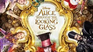 Disney's Alice Through The Looking Glass