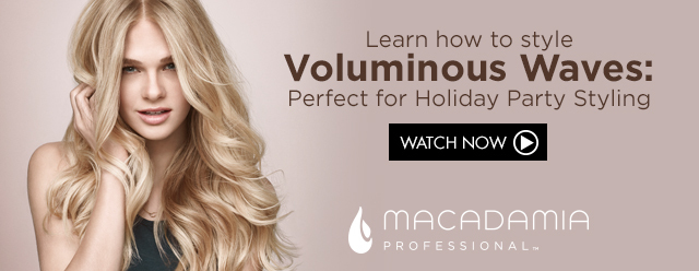 Voluminous Waves Hair Tips