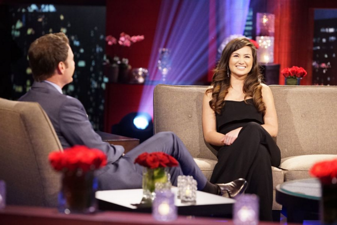 Caila, The Bachelor Tells All