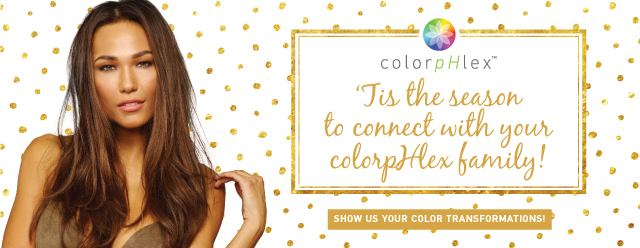 colorphlex hair stylist networking