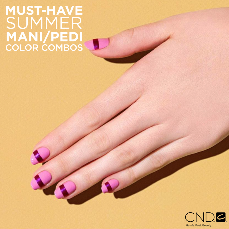 Must-Have Summer Mani/Pedi Color Combos - Nailstyle