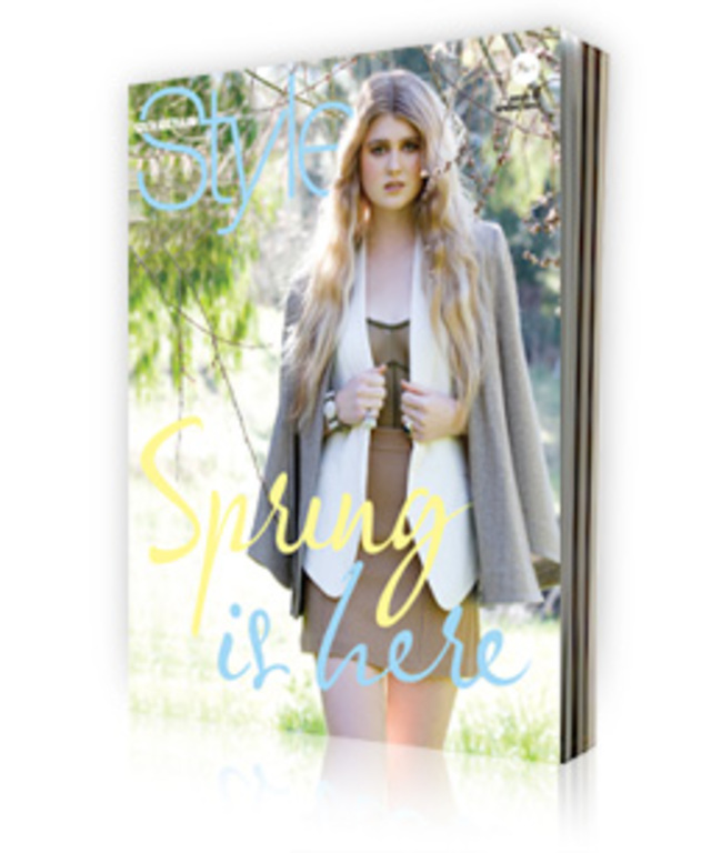 "S.A. Style """"Spring"""" edition. I made cover!"