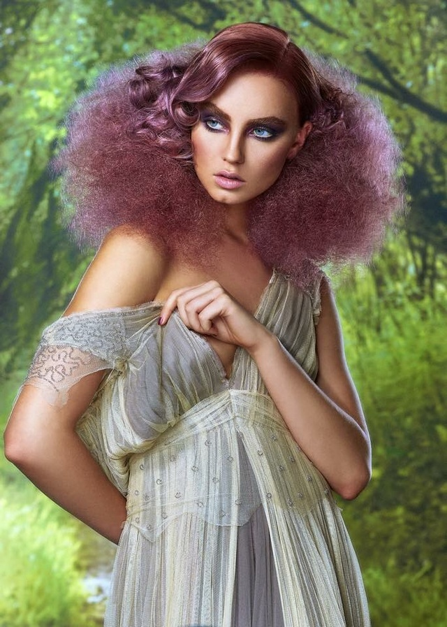 Aveda colour harmony entry -EDITORIAL 2015
