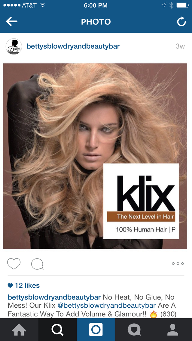 KlixHair. Klixtensions