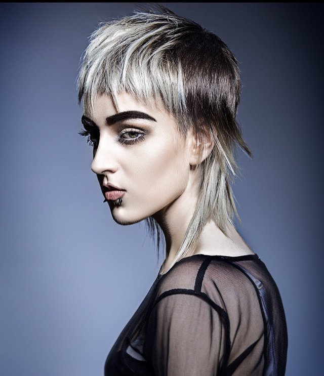 Hair Paul Stafford  Colour Aidan Bradley  Photo Lee Mitchell
