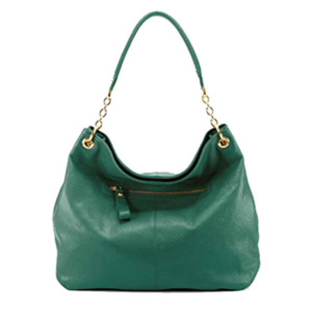 Cuore & Pelle Sophia Bag in Emerald