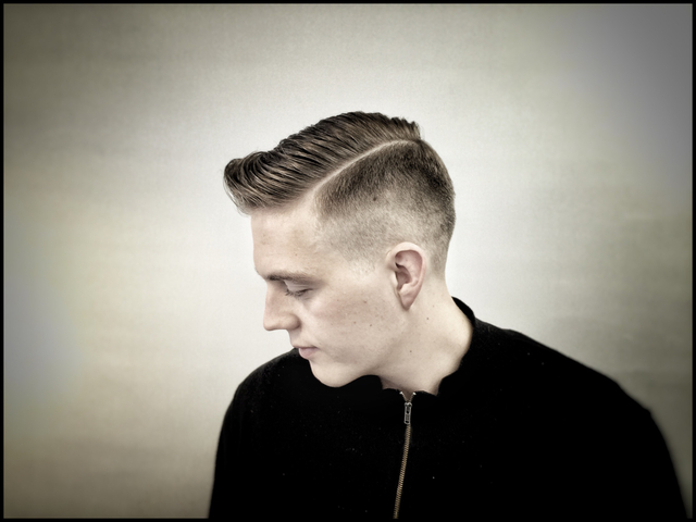 Short back and side, by Jonas Wixner