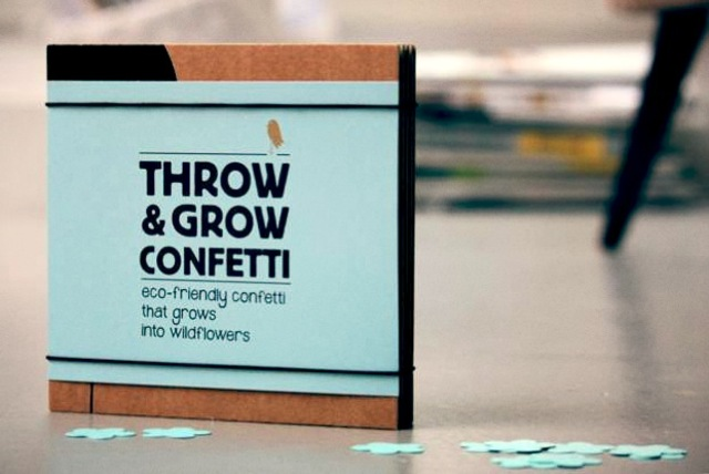 Throw Grow Confetti