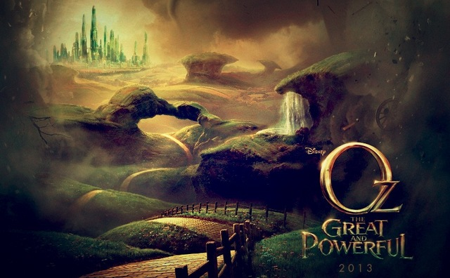 great powerful oz trailer