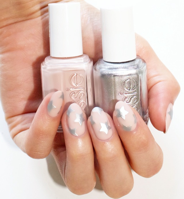Lauren's List | essie x topless & barefoot, no place like chrome