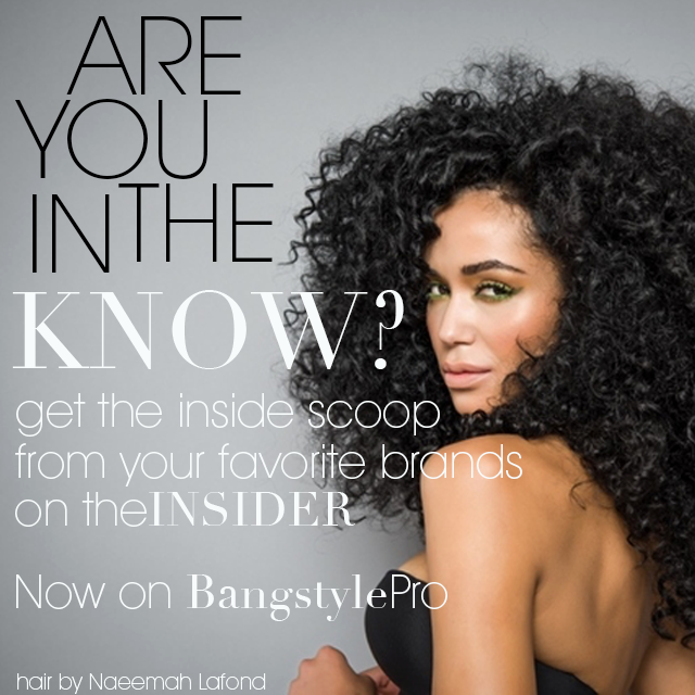 Check out the Insider on BangstylePro