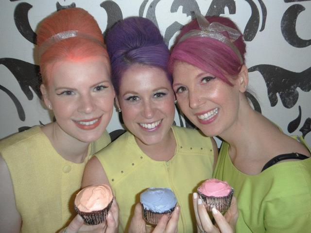 Kevin Murphy Color Bug Craze Models