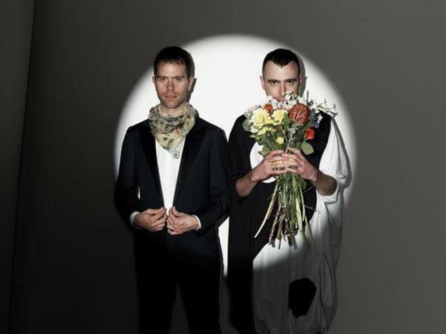 The Presets ghosts