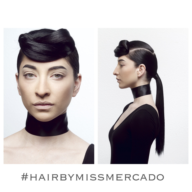 Hairdresser: Maria Mercado @hairbymissmercado