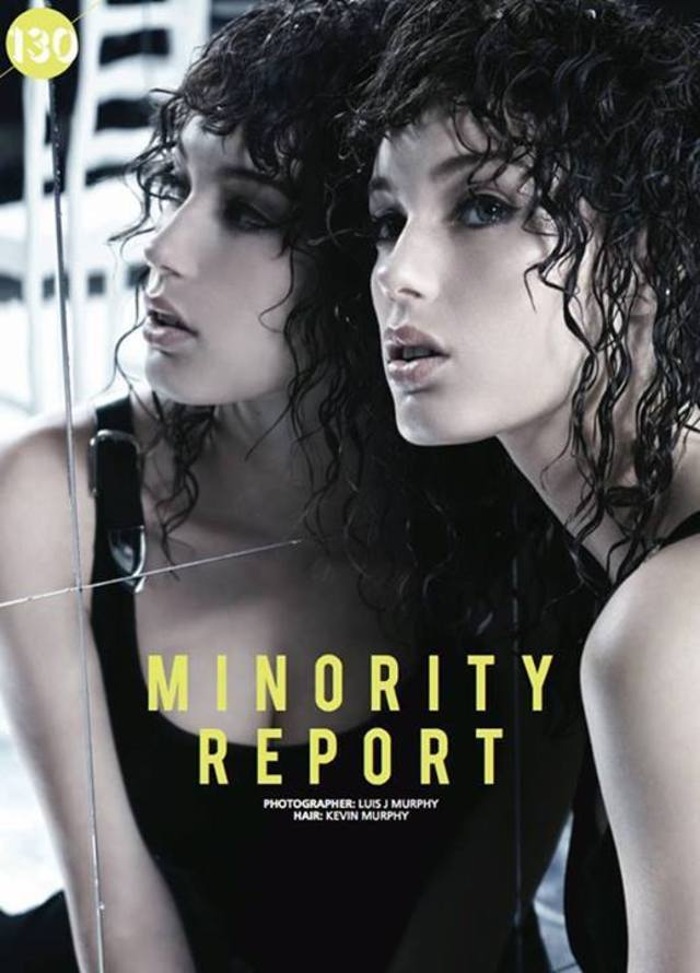 Minority Report Editorial