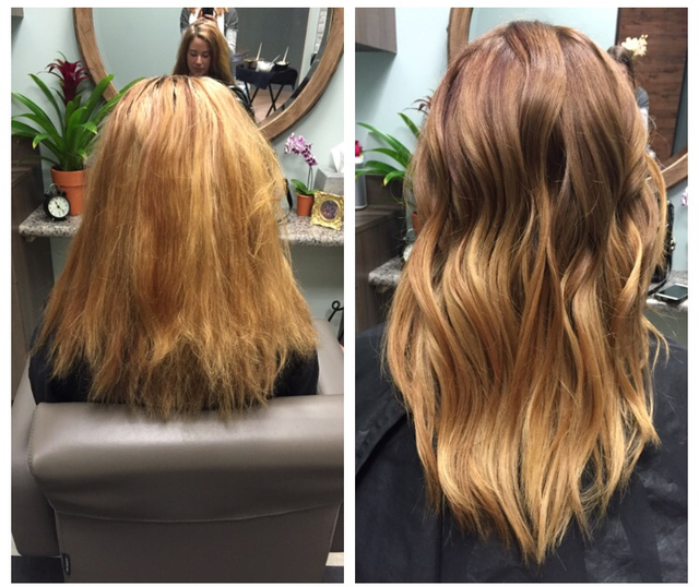 Before and after! #mintbyko