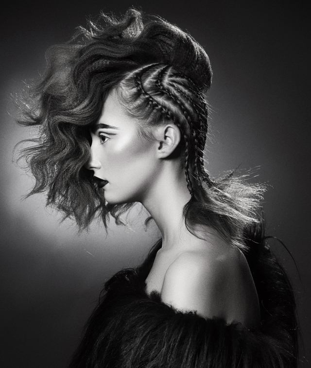 Ammon Carver Creative Director L'ANZA Healing Haircare
