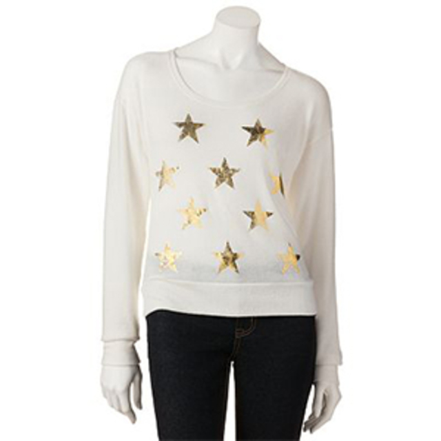 Jerry Leigh Row of Stars Top