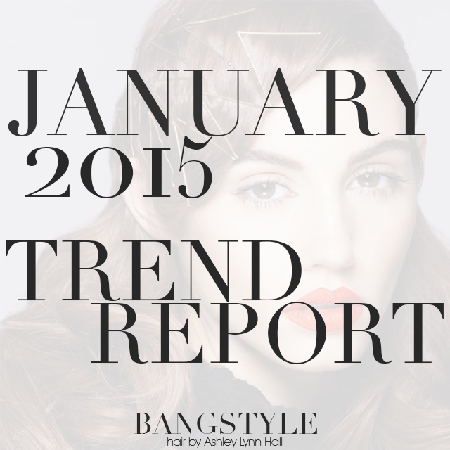 Jan 2015 Trend Report is Hot Off The Presses!
