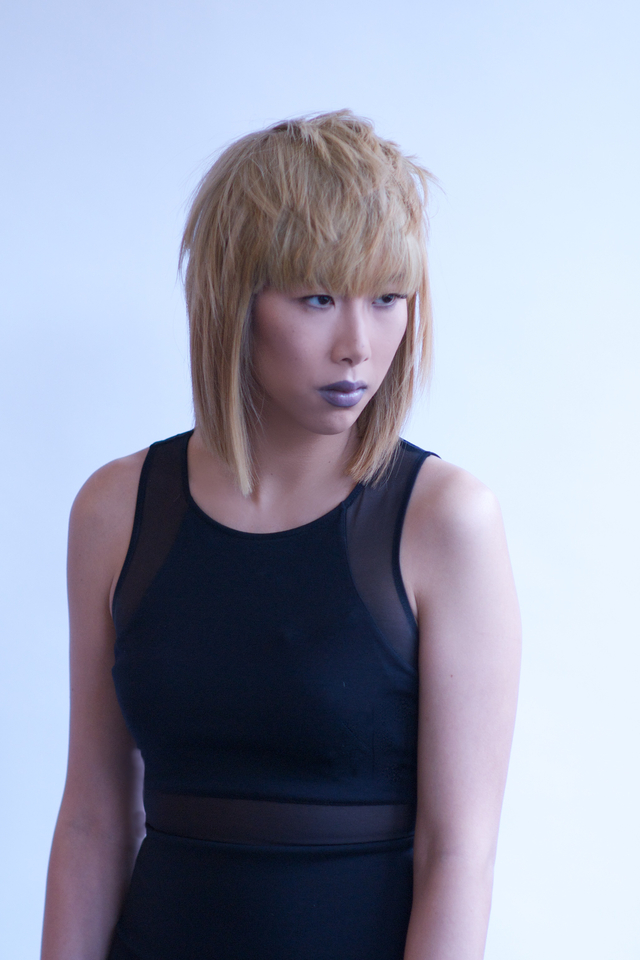 Smith & Davis Salon Cut- Michael Davis Color/Photo-Stevie Smith Makeup- Kelly Haley