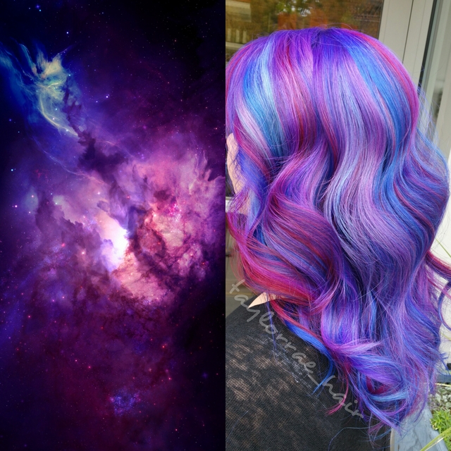 Wild Berry Galaxy