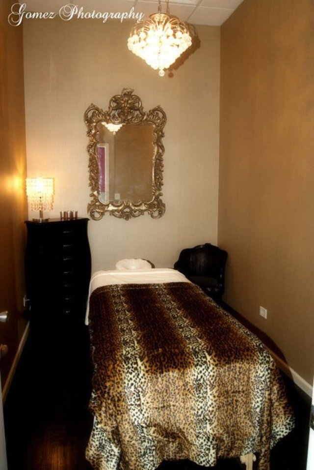 Tease Salon & Spa Treatment Room