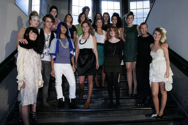 Fashion Show for young designer