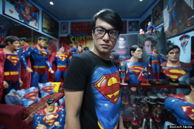 Superman Fan Undergoes Plastic Surgery To Look Like His Favorite Superhero